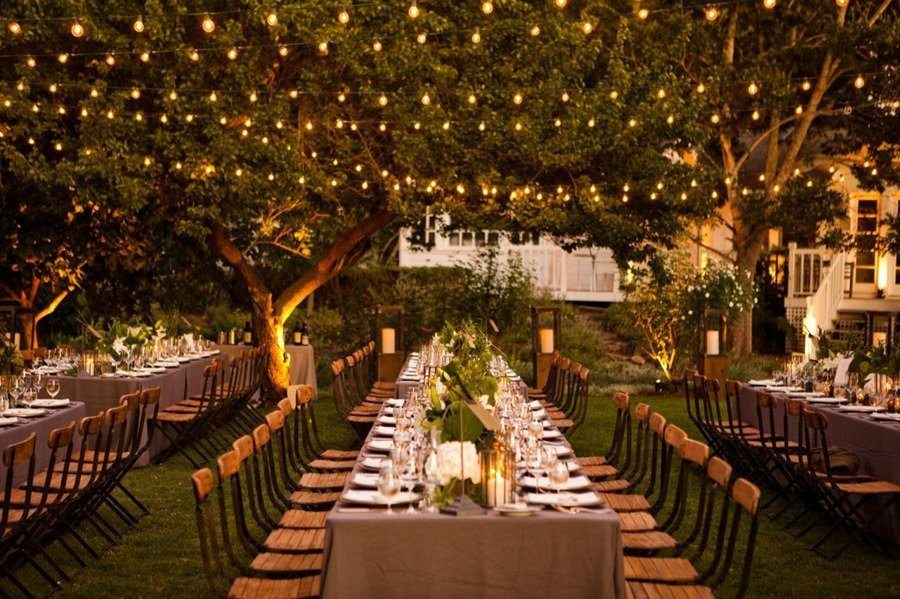 Attirant Outdoor Weddings